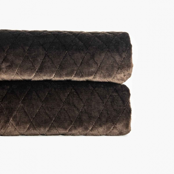 Diamond Fur Effect Blanket