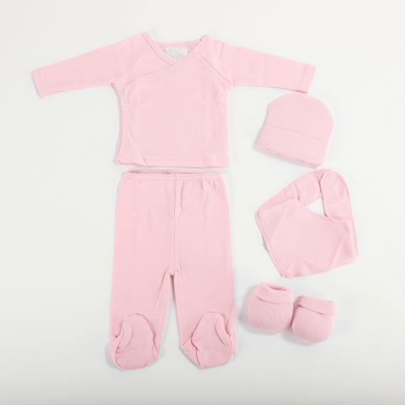Conjunto Pijama Liso e...