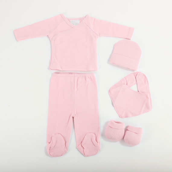 Flat Pajama Set & Accessories