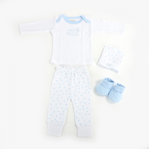 Pajamas Set and Accessories