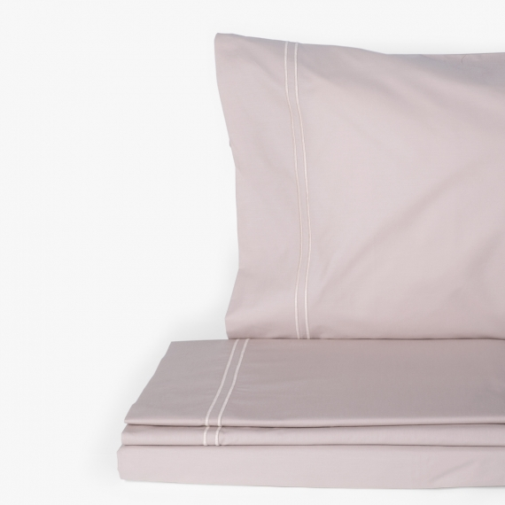 Percal Blume Frei Sheets