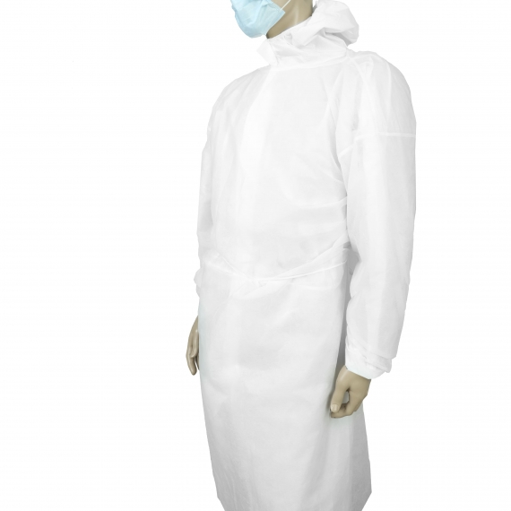 Non-waterproof gowns