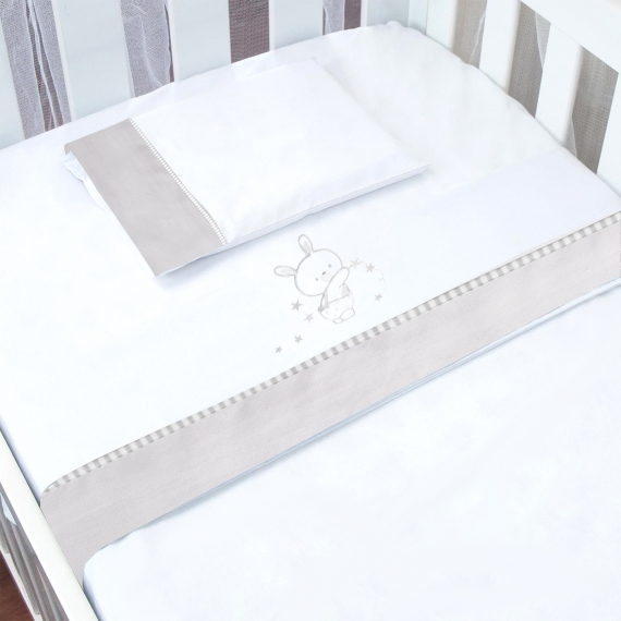 Coralina Baby Sheets Set