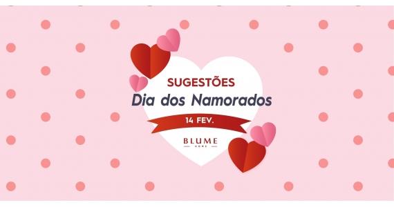 Sugestões Dia dos Namorados